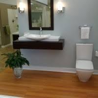 Narrow Vanity Table High Narrow Vanity Table On Charcoal Laminate Floor Mixed Concrete