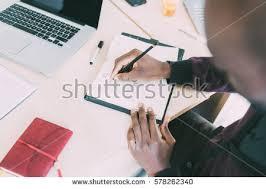 organized desk stock images royalty free images u0026 vectors