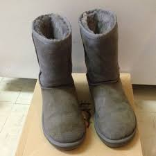 womens ugg boots grey 98 ugg boots grey ugg boots reduced 6y 8 from