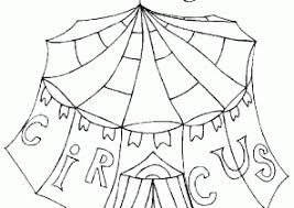 circus coloring pages printable circus coloring pages coloring4free com