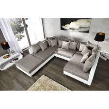 canap d angle blanc gris d angle modulable loft blanc gris