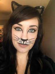 cute halloween cat makeup halloween cat nose makeup geborneo club geborneo club