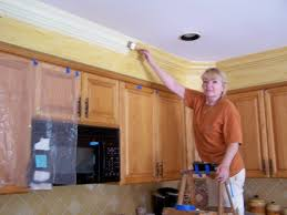 simple kitchen soffit ideas 1000 images about soffits on pinterest the colorful life with studio of decorative arts kitchen cabinet makeover from drab to fabudecorating