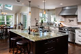 Oversized Kitchen Islands Large Square Kitchen Island Home Design