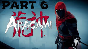 aragami gameplay walkthrough part 6 earth wind fire water youtube