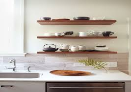 Kitchen Wall Shelf Kitchen Wall Shelves Wall Units Design Ideas Electoral7 Com