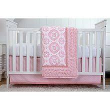 Gold Crib Bedding Sets Lambs Ivyreg Baby Love Pink Gold Heart 4 Piece Crib Bedding Set