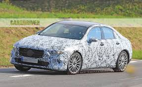 2019 mercedes benz a class spy photos news car and driver