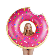 Amazon BigMouth Inc Gigantic Donut Pool Float Funny