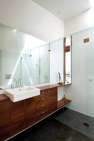 Bathroom Wood Paneling Bathroom Wood Paneling Bathroom Modern With Polished Concrete