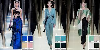 armani prive spring 2015 couture collection color codes u2039 fashion