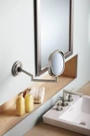 Moen Bathroom Mirrors Best 25 Brushed Nickel Mirror Ideas On Pinterest Brushed Nickel