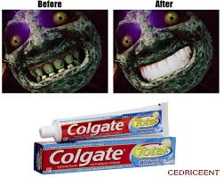 Bad Teeth Meme - the solution for bad teeth the moon majora s mask know your meme