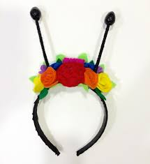 butterfly antennae headband butterfly antenna flower crown tutorial sew sew