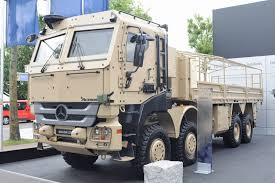 modern military vehicles military technology eurosatory 2014 mercedes benz defense
