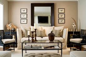 Decorating Large Walls In Living Room by Design Dilemma What To Hang On The Big Wall Behind Your Sofa