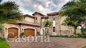 Courtyard Style House Plans by Casoria A Tuscan Inspired Courtyard Home Youtube