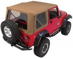jeep frame amazon com rampage jeep 68817 complete replacement soft top with