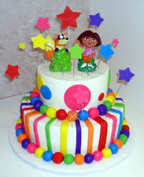dora cakes u2013 decoration ideas birthday cakes