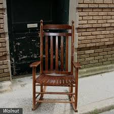 Wood Rocking Chair Dixie Seating Asheville Slat Back Rocking Chair Assembly