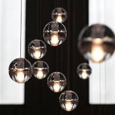 Glass Balls Chandelier Pendant Chandelier Light Editonline Us