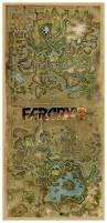 Fallout 2 World Map by Far Cry 2 World Map Far Cry 2 Giant Bomb