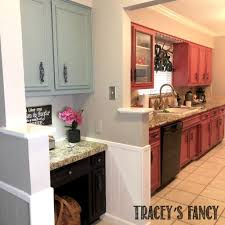 duck egg blue chalk paint kitchen cabinets painting kitchen cabinets with chalk paint tracey s fancy