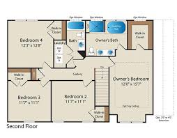 Colony Homes Floor Plans by Colony U2013 Barry Andrews Homes