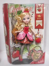 Ever After High Apple White Doll Never Grow Up A Mom U0027s Guide To Dolls And More Ever After High