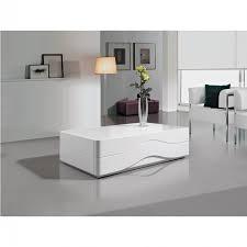 modern designer coffee tables luxury modern white gloss designer coffee table white glass top