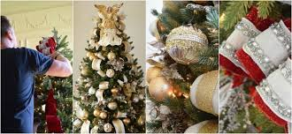 decorating christmas tree how to decorate your christmas tree like a professional
