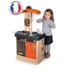 smoby cuisine enfant bon appé orange achat vente dinette