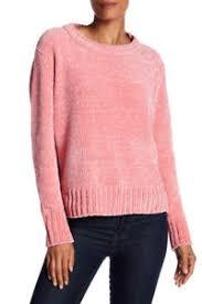 chenille sweater blanc noir crew neck chenille sweater ebay