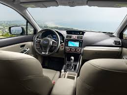 bugeye subaru interior 2015 impreza now with upgraded interior features from u002715 legacy