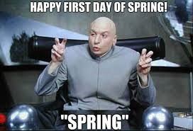 Snow Day Meme - first day of spring 2016 best funny memes heavy com
