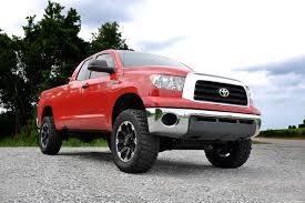 2007 toyota tundra suspension lift kits 4 5in suspension lift kit for 07 15 toyota tundra 75320