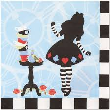 Alice In Wonderland Theme Party Decorations Alice In Wonderland Party Supplies
