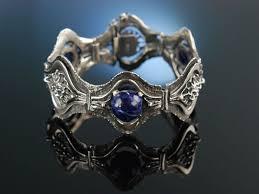 verlobungsringe pforzheim coole sixties schickes armband theo klotz pforzheim um 1960 silber 9