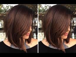 how to cut a medium bob haircut how to cut a medium length layered hair cut long bob haircut