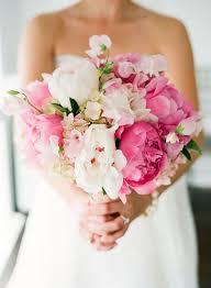 Hydrangea Wedding 35 Prettiest Peony Wedding Bouquets Deer Pearl Flowers