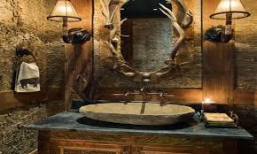 mirrors for bathrooms vanities bathroom mirror rustic with antler