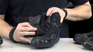 mens motorcycle ankle boots vega merge boots review at jafrum com youtube