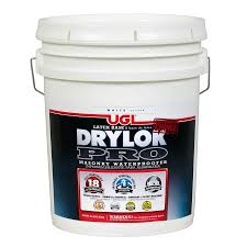 shop drylok off white flat waterproofer actual net contents 630