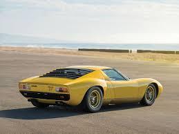 classic driver 1971 lamborghini miura p400 sv u2013 the outlierman