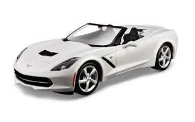 2014 corvette stingray convertible maisto 124 scale assembly line 2014 corvette stingray convertible