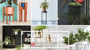 best plant stands for every budget apartment therapy
