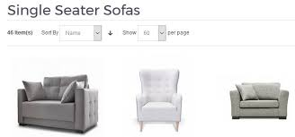 An Armchair Single Seater Sofa Isn U0027t That An Armchair Yertiz