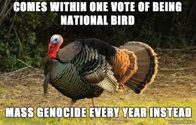 Thanksgiving Meme - mass genocide every year instead funny thanksgiving meme