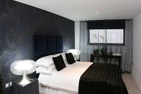 Black Curtains Bedroom How To Use Curtains To Shape A Dramatic Cozy Interior