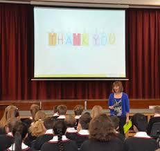 schoolchildren cafod lancaster blog
